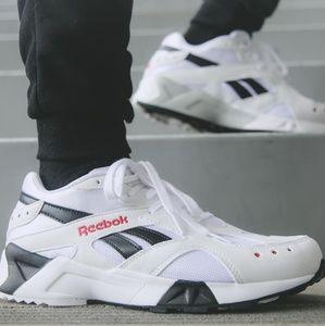 Reebok Classic Aztrek Unisex Sneakers White Black